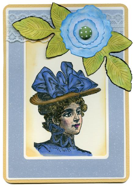 Adelaide's Hat - Aimee Eliason