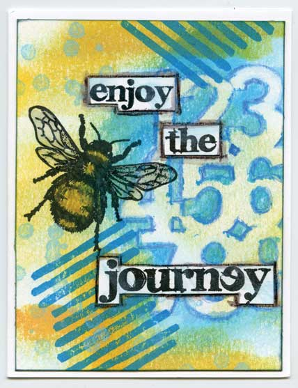 Enjoy the Journey - Annie Frazer