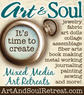 Art And Soul Banner Ad