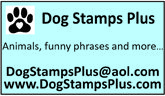 Dog Stamps Plus
