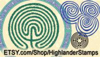 HIghlander Celtic