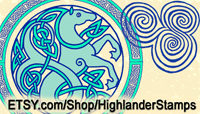 shop Highlander Stamps