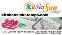 Kitchen Sink Stamps