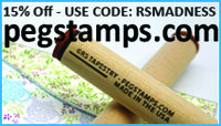 Rubber Stamp Tapestry